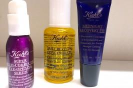 Kiehl's Gesichtspflege im Test: pflegende Muntermacher fürs Gesicht!